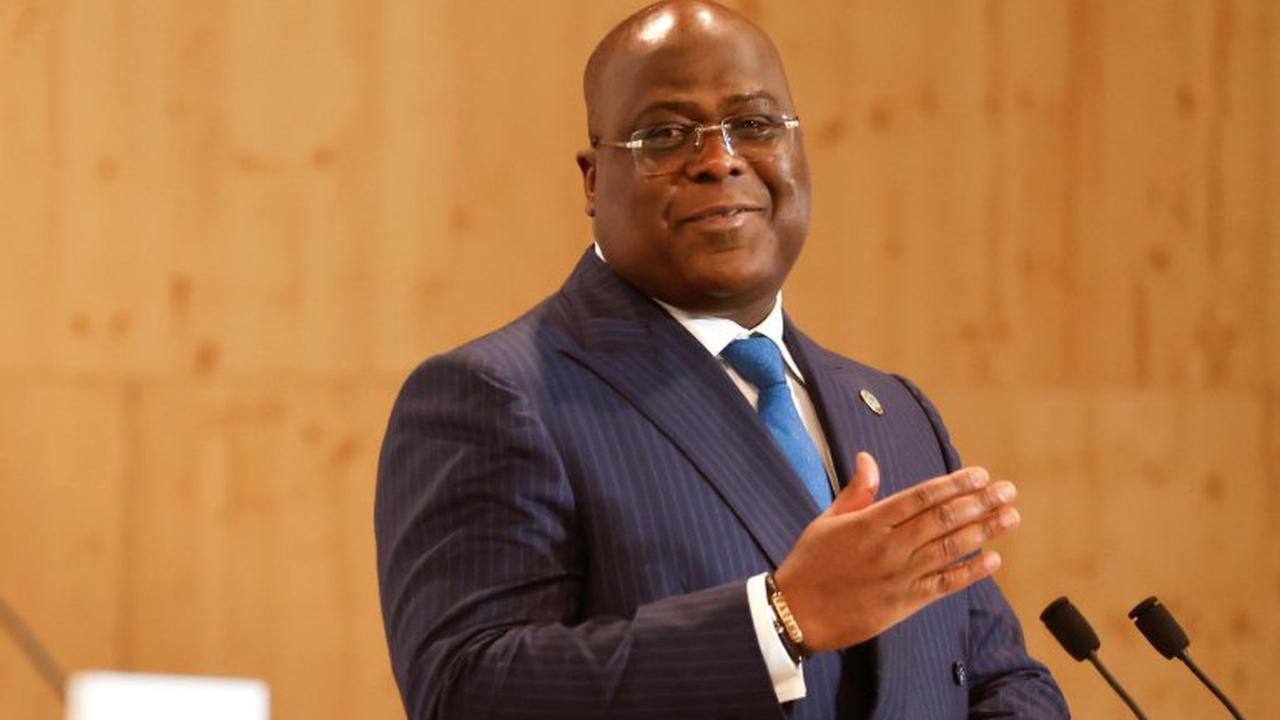 DRC President Felix Tshisekedi Seeks Review of Mining Contracts with China